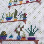 Succulent Cross Stitch
